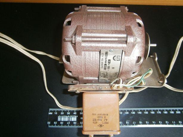 Двигатель однофазный, тип КД-30 (ELFA)