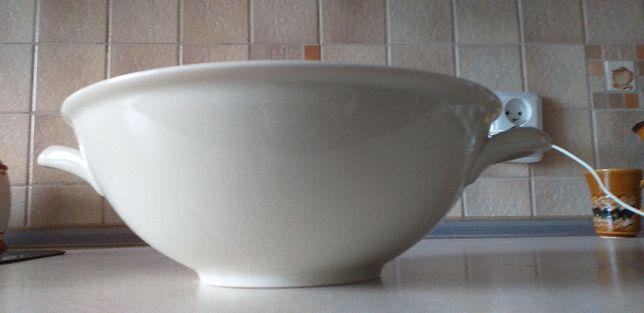 Antyk - Waza na zupę , poncz ,napoje - Porcelana