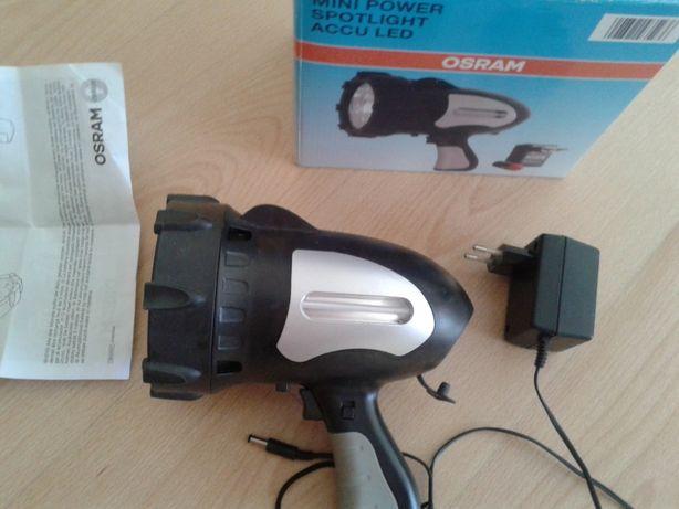 Lanterna Portátil Mini Power SPOTLIGHT ACCU LED OSRAM