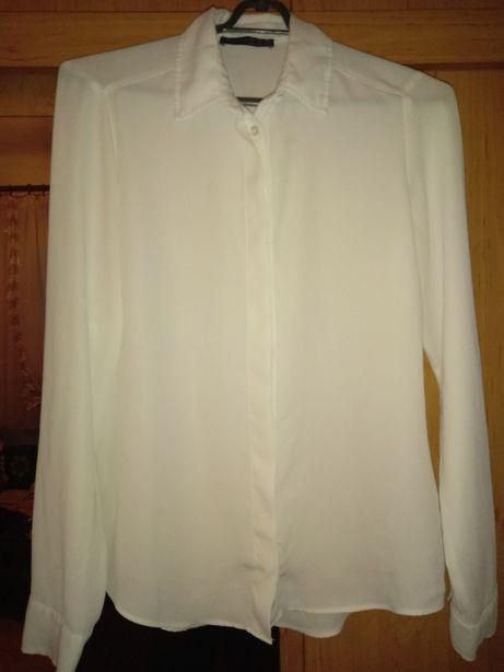 Koszula atmosphere biala elegancka 34