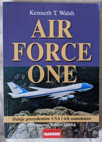 Air Force One - Dzieje prezydentów USA i ich samolotów