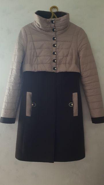 Стильное пальто 44 размер