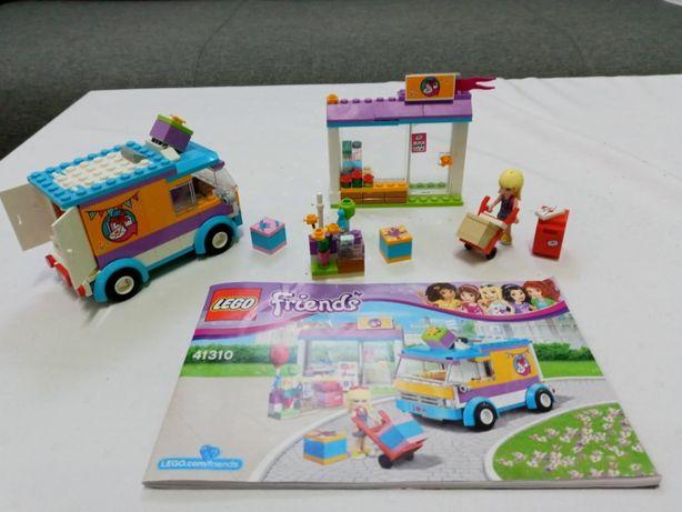 Lego Friends Dostawca upominków w Heartlake
