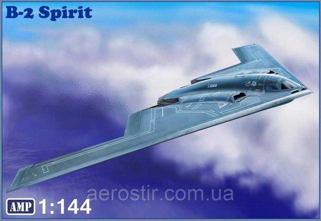 Моделирование конструктор Американский бомбардировщик Б-2