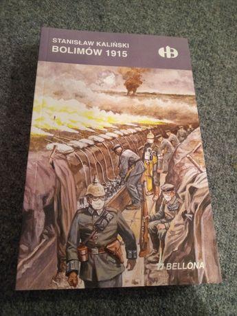 Rzadki bellona bolimów HB historyczne bitwy 1915 Stanisław Kaliński