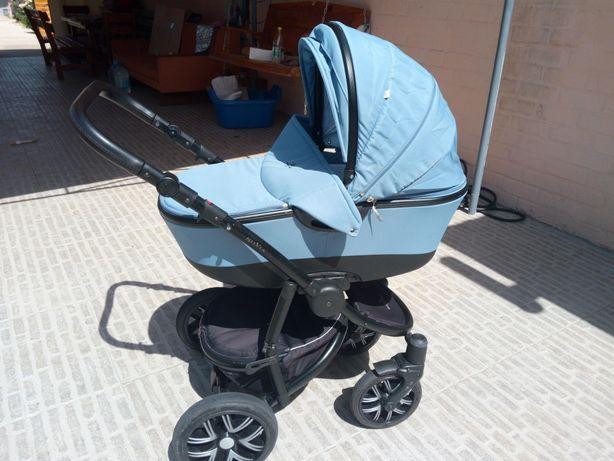 Детская коляска 2 в 1 Bebetto Silvia + подарок