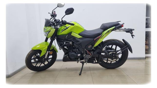 мотоцикл (мото) lifan sr200 Тип Дорожный; Нейкед; Стритфайтер;