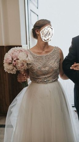 suknia ślubna sherri hill 50710