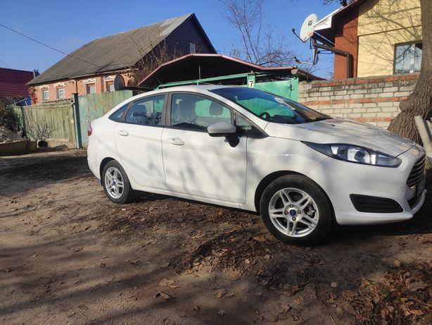 Продам Ford Fiesta Mk7 SE 2017