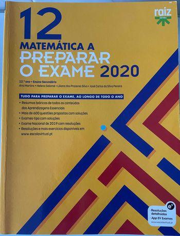 Livros de apoio escolar matemática 10º-12º ano