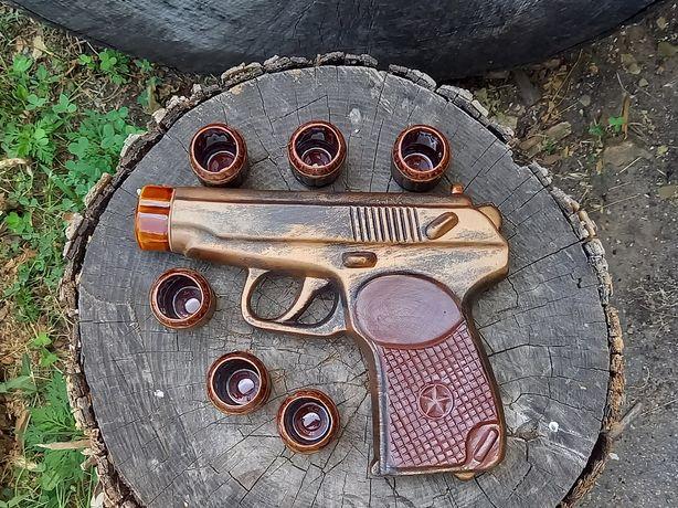 """Подарочный набор """"Пистолет Макарова"""" для мужчин МВС, подарок полиции"""