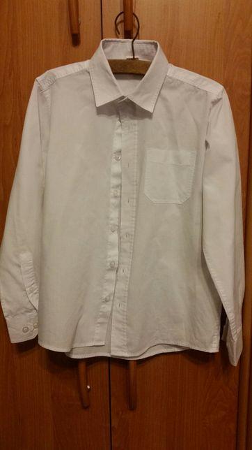 Koszula wizytowa dla chlopca o wzroscie 134 cm
