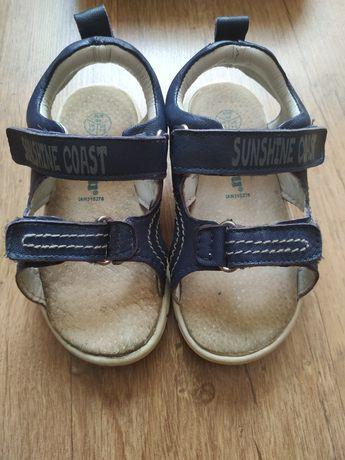 Sandały chłopięce 24 lupilu
