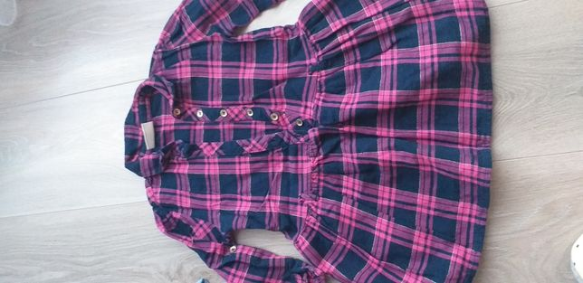 Платье для девочки осень-весна