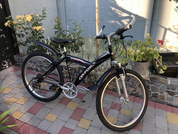 "Продам велосипед oxford 24"""