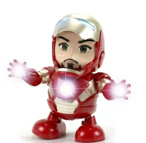 Интерактивная игрушка IRON MAN | Танцующий железный человек