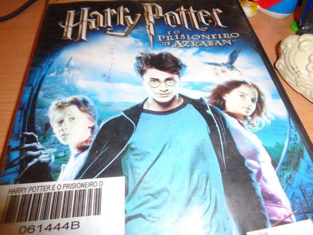 DVD Duplo Harry Poter usado