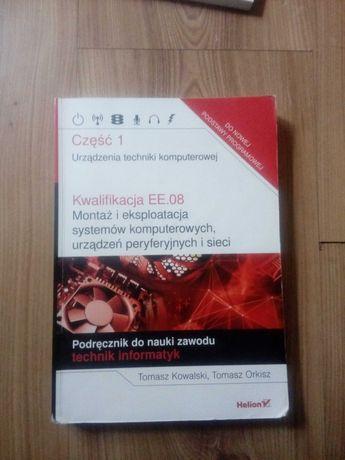 Podręcznik do przedmiotów zawodowych Technik informatyk