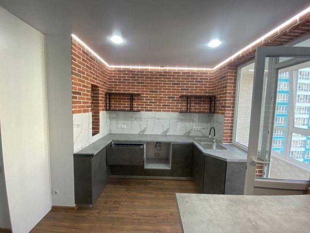 Продам однокомнатную квартиру с ремонтом в новом доме на ул. М. Жукова
