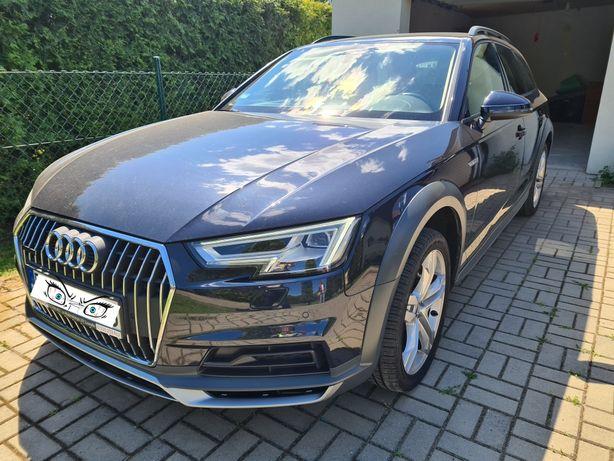Audi A4 Allroad S 190KM/quattro 4x4/automat/plywajace kierunki/zamiana