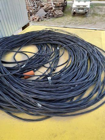 Przewód, kabel napowietrzny 4x25