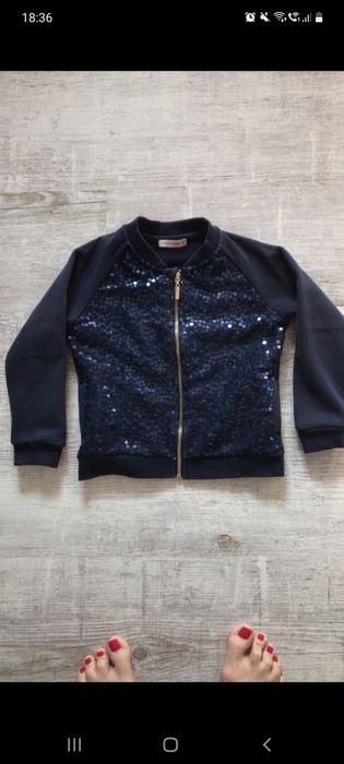 Bluza sweter rozpinany 116 Smyk Jaworzno - image 1