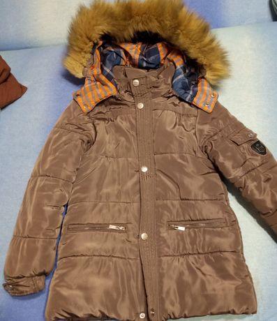Куртка зимняя р.130
