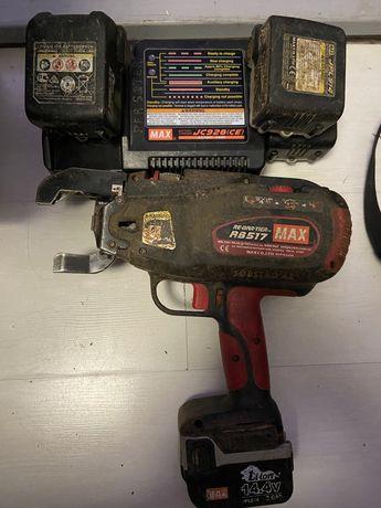 Wiazarka do zbrojen RB517 max