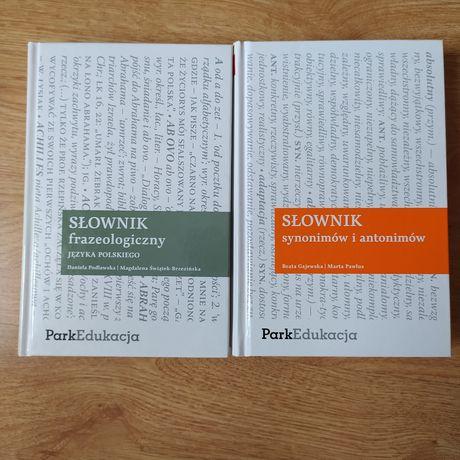 Słownik frazeologiczny, synonimów i antonimów ParkEdukacja