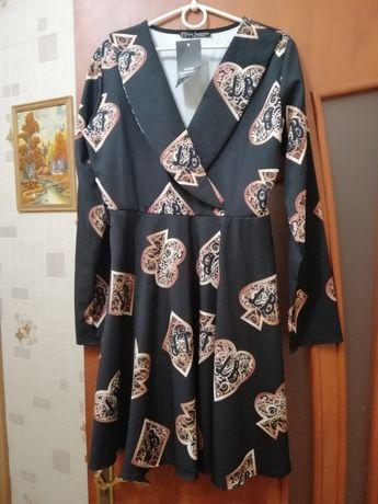 Новое, фирменное платье