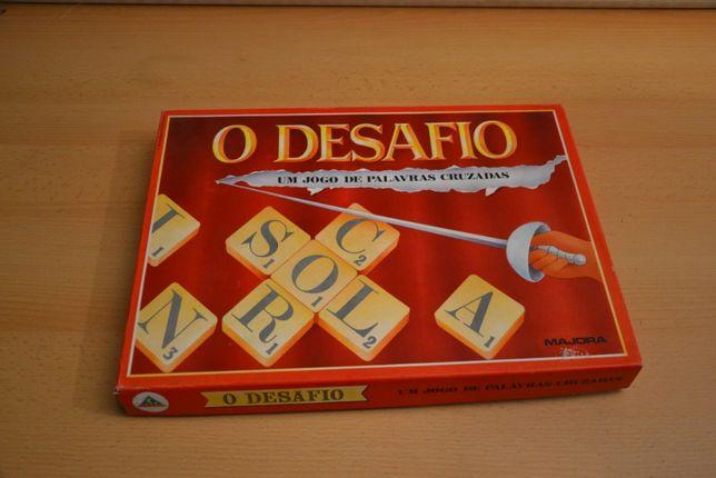 """Jogo """"O Desafio"""" da Majora"""