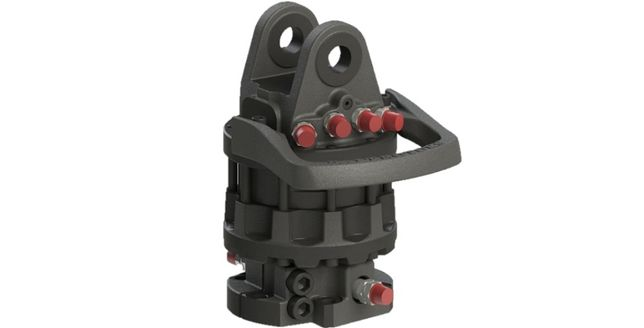 Baltrotors / 10 T / Flansza / Rotator hydrauliczny / Obrotnica / Rotor