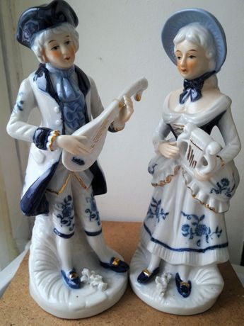 Подарок на свадьбу: фигурки фарфор, старинные