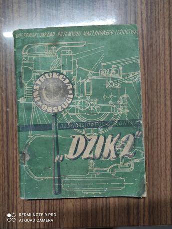 Instrukcja obsługi DZIK 2