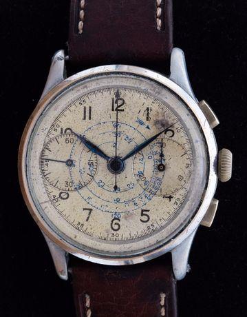 Zegarek vintage, chronograf