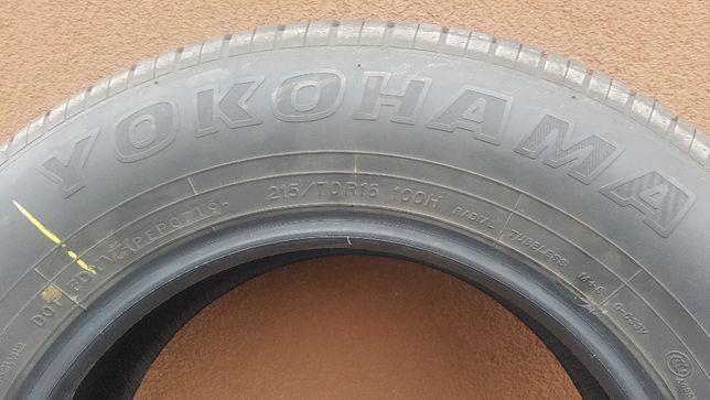 opony yokohama geolandar G033 215/70r16 100h letnie - komplet 4 sztuki