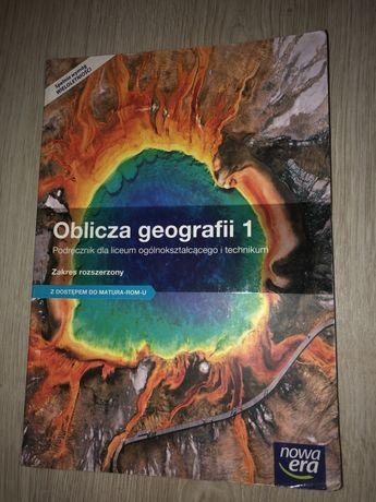 Oblicza geografi 1 poziom rozszerzony