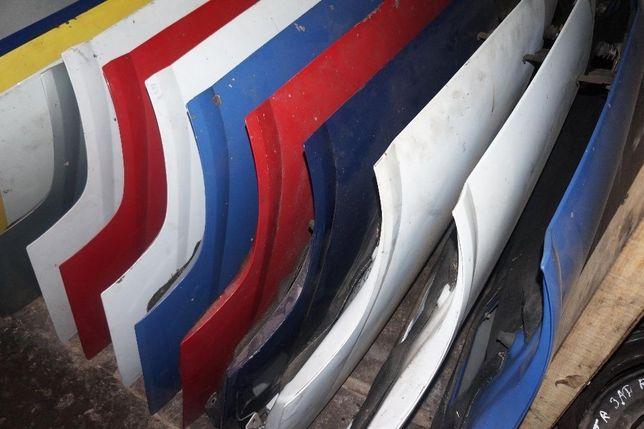 Крило Фара Капот Телевізор Двері Renault Master Movano Мастер Мовано