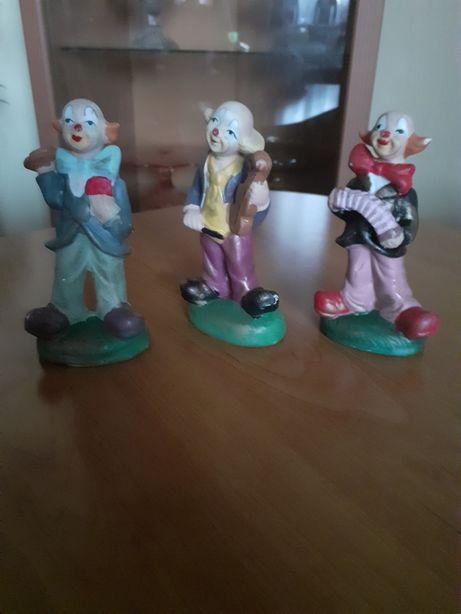 Figurki (klauny)