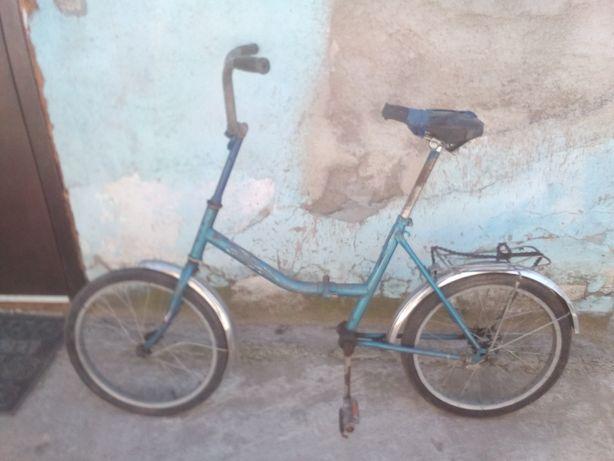 Велосипед разклодной