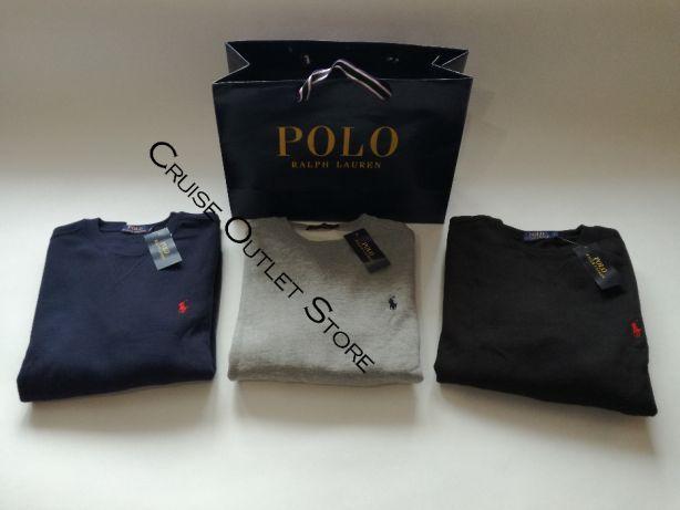 Nowa męska bluza Polo Ralph Lauren ! S M L XL ! Tylko 120 zł !