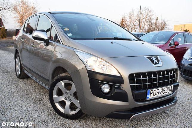 Peugeot 3008 3008 1.6 HDI 110KM Klimatronic HUD UP Nawigacja Zarejestrowany