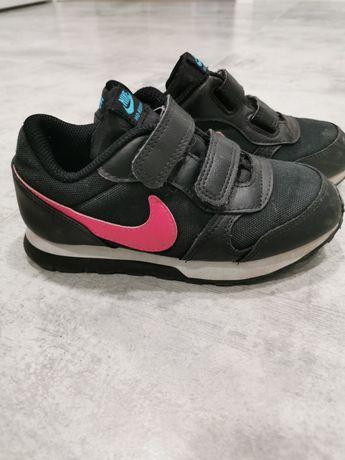 Buciki Nike dziewczęce