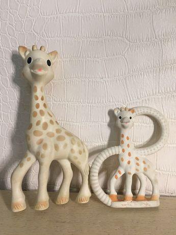 Sophie la girafe vulli детская орыгинальная гризулька софия