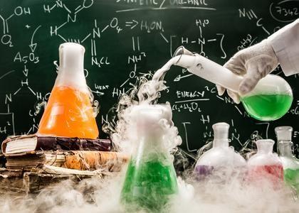 Korepetycje chemia/matematyka