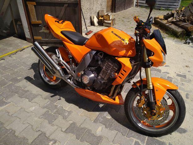 Kawasaki Z 1000 z 2003 r. Doinwestowany polecam
