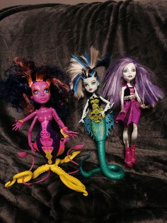 Monster High lalki 1 szt 35 zł stan idealny