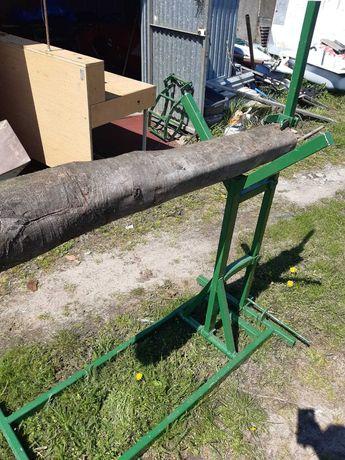 Stojak kobyłka do cięcia drzewa , drewna