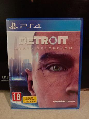 Игра Detroit PS4