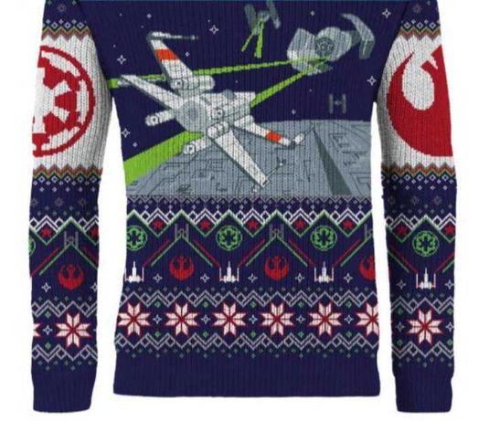 Свитер Star Wars. Размер XXL